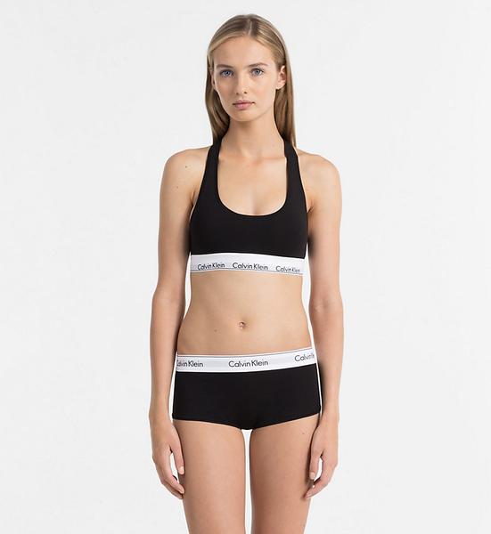 Calvin Klein Shorts Modern Cotton Black - 2