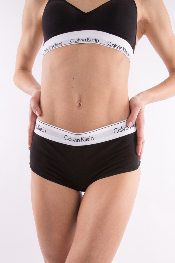 Calvin Klein Shorts Modern Cotton Black, XS - 2