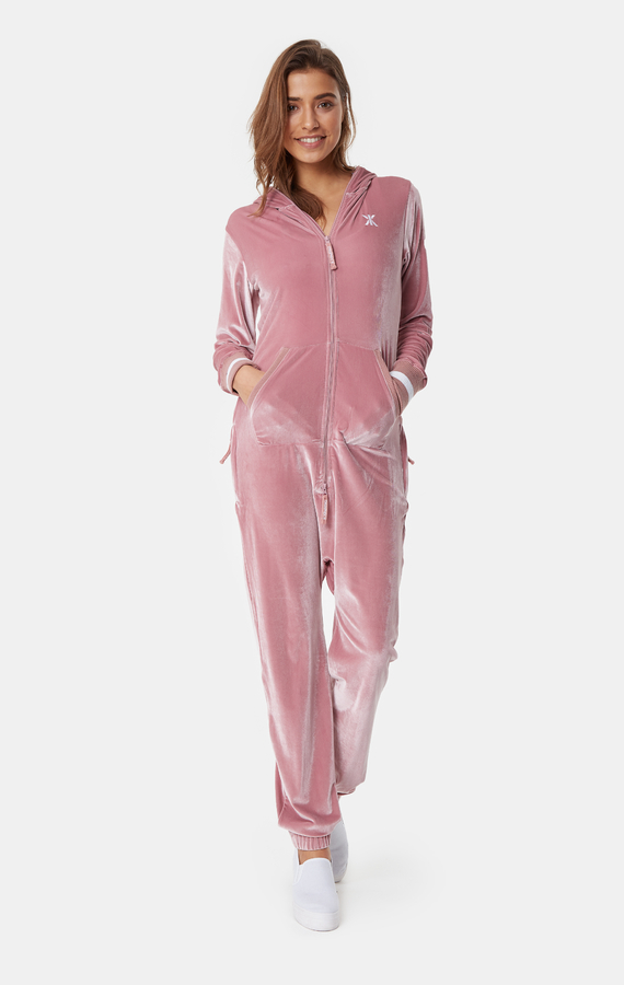 OnePiece Original Velour Faded Pink - 2