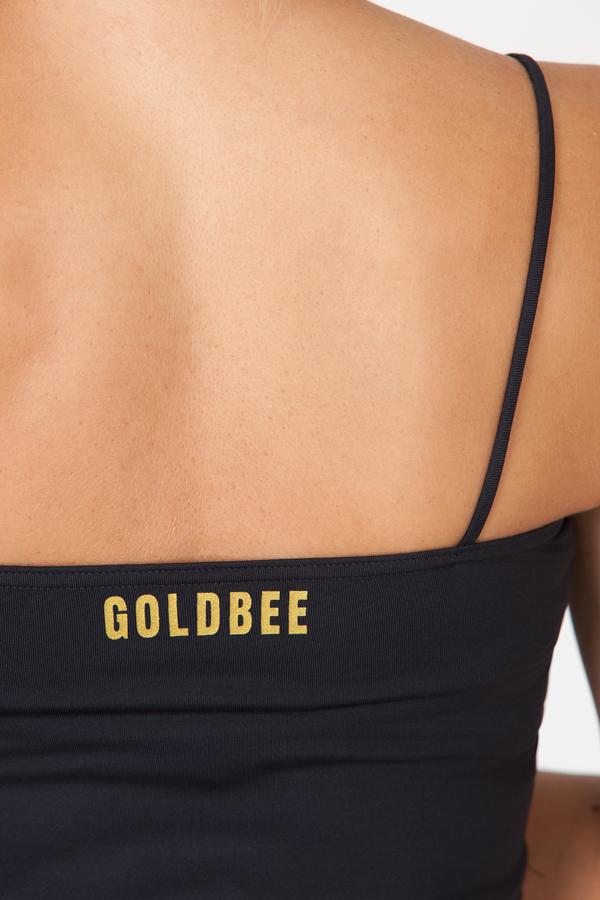 GoldBee CropTop Washington Black - 2