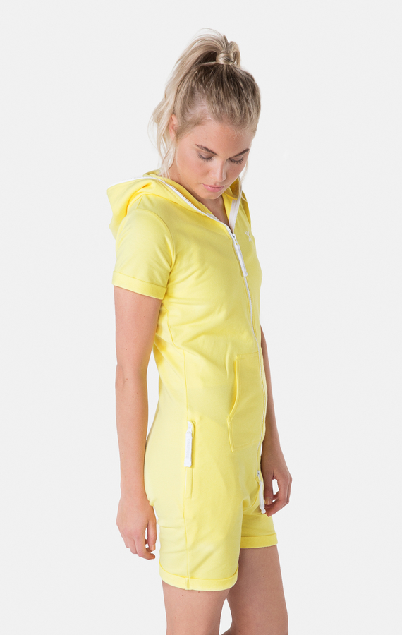 OnePiece Fitted Short Soft Yellow - 2