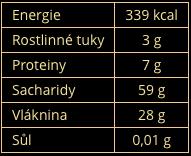 Ostružiny Celé Lyofilizované 40g - 2