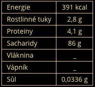 Mango Plátky Lyofilizované 40g - 2