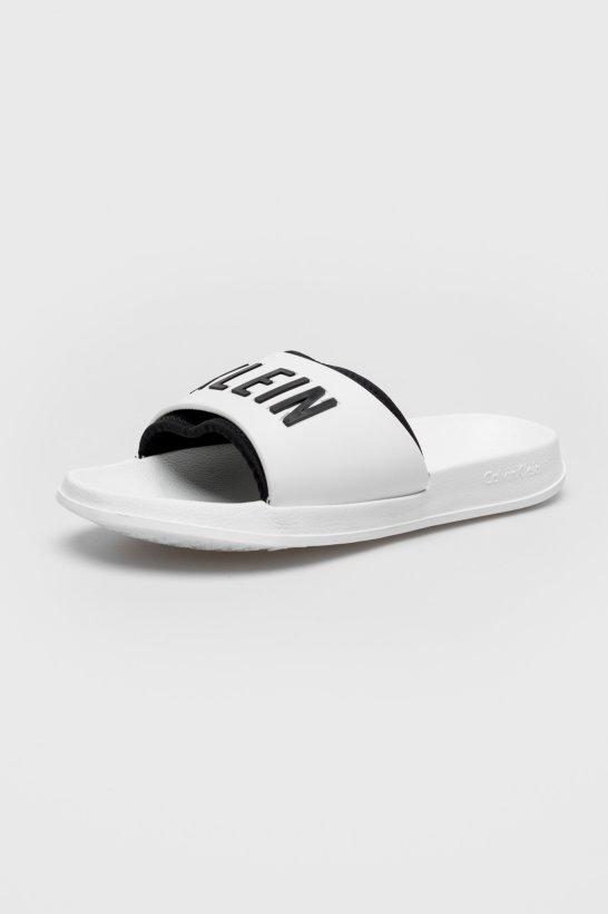 Calvin Klein Pantofle White - 2