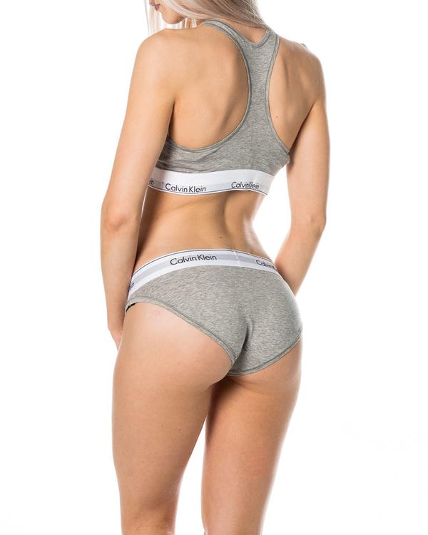 Calvin Klein Bikini - Modern Cotton Grey - 2
