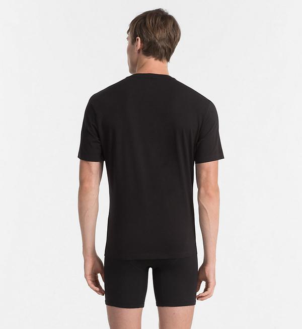 Calvin Klein Triko Edge Black - 2