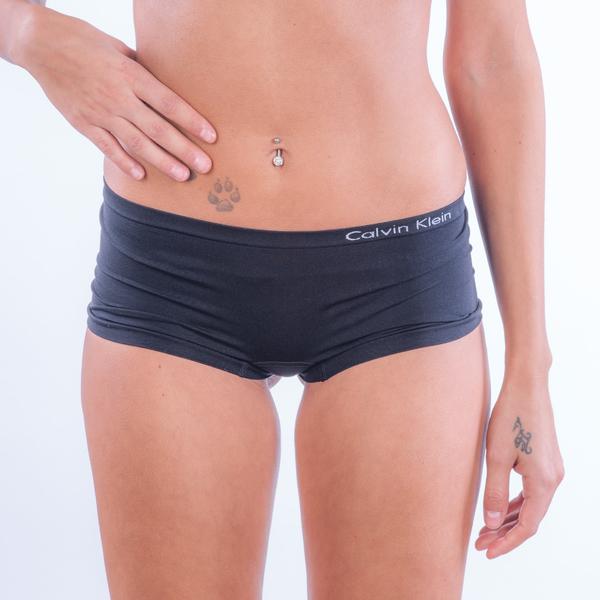 Calvin Klein Shorts Pure Seamless Černé - 2