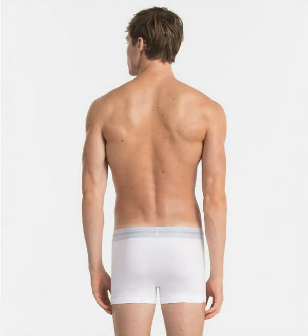 Calvin Klein Boxerky Focused Fit Bílé, L - 2