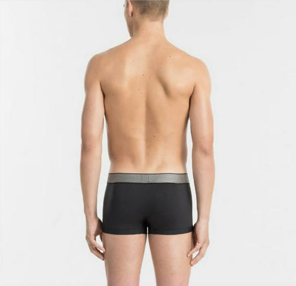 Calvin Klein Boxerky Customized Stretch Černé LR, L - 2