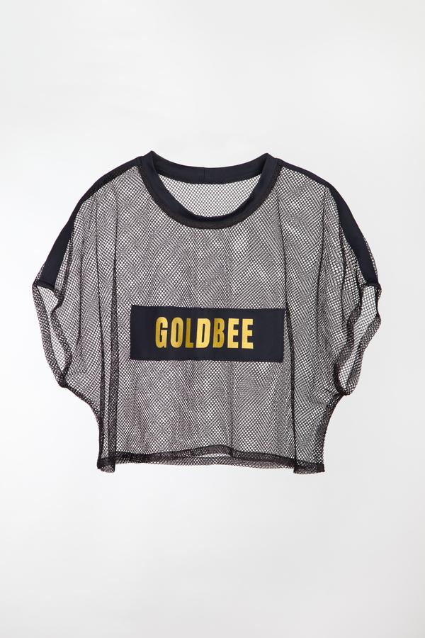GoldBee Tričko Miami Beach Black, S - 2