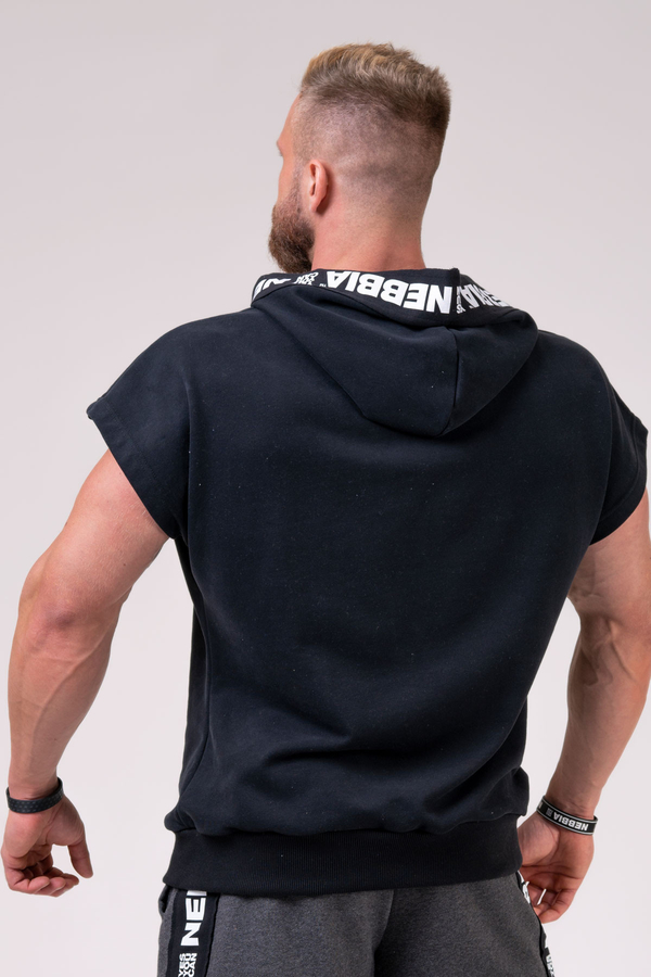 Nebbia Rag Top 175 NO LIMITS - Black, M - 2