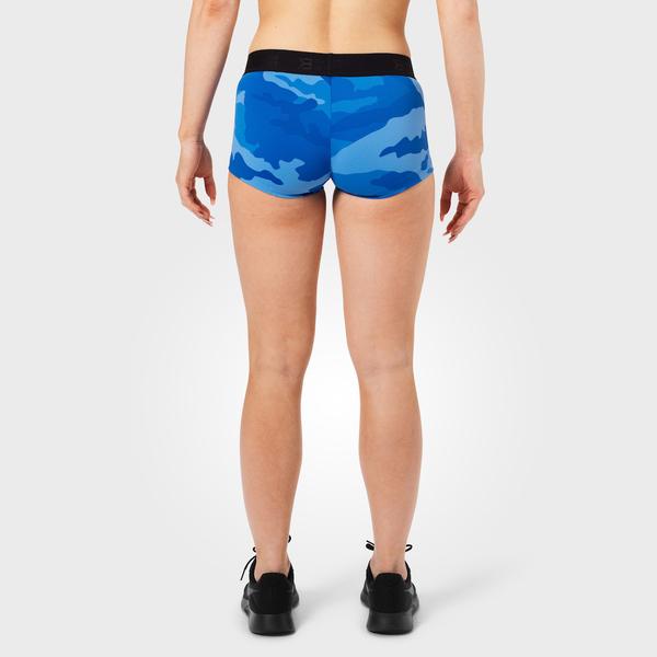 Better Bodies Kraťásky Fitness Blue Camo, S - 2