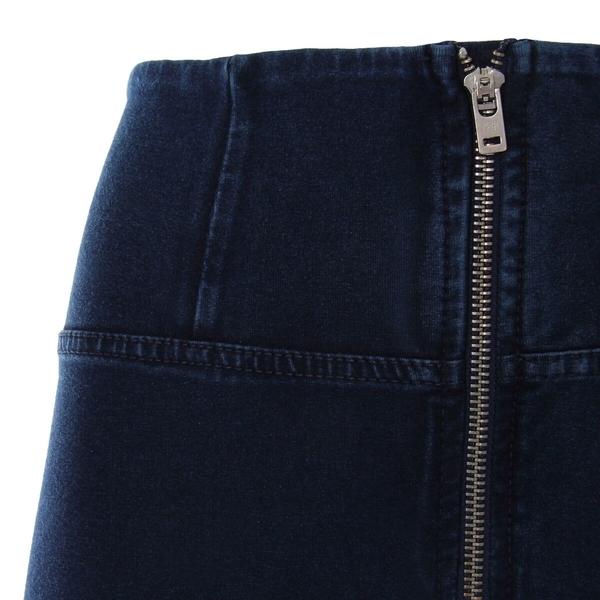Freddy Jeans Modré S Modrými Švy Vysoký Pas FW17, XXS - 2
