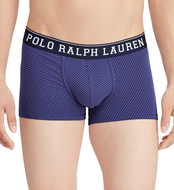 Ralph Lauren Boxerky Modré, M - 2