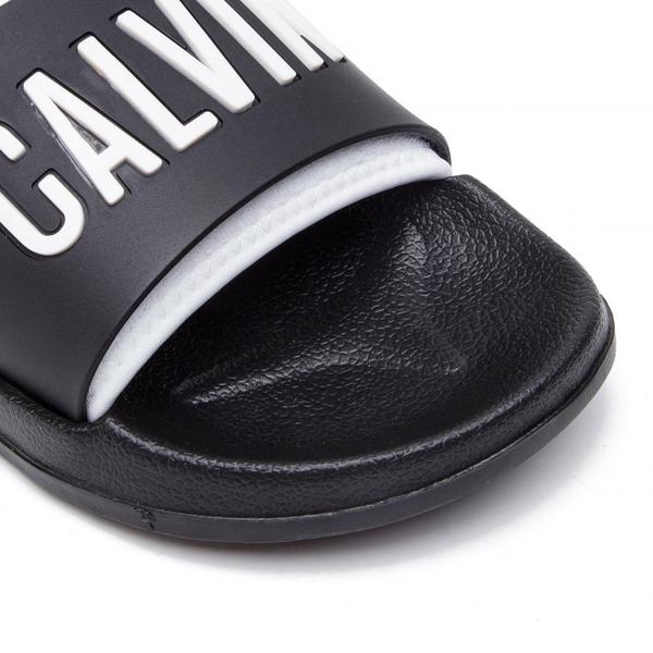 Calvin Klein Pantofle Intense Power Black, M - 2