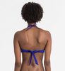 Calvin Klein Plavky NYC Bandeau Modré Vrchní Díl, M - 2/3