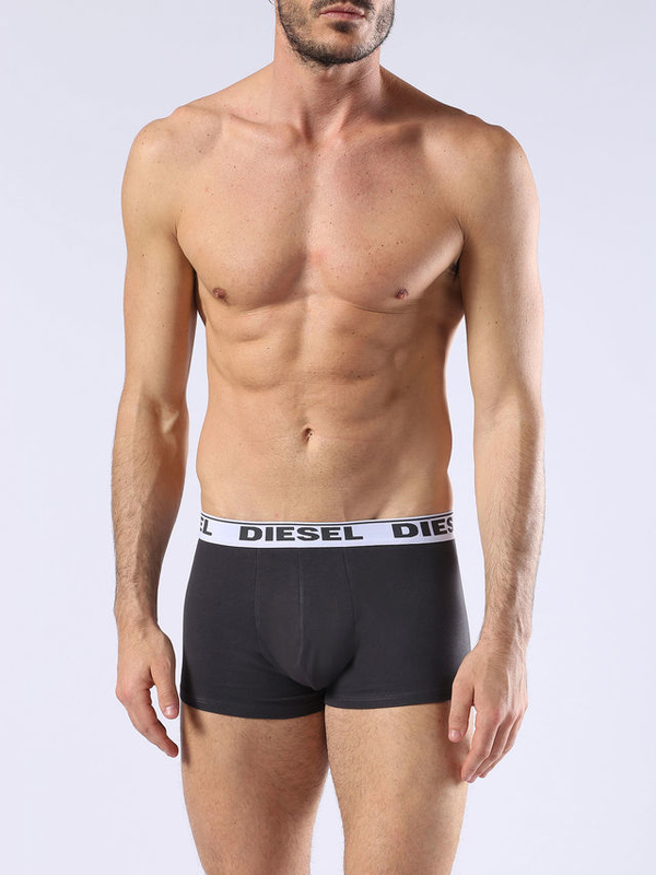 Diesel 3Pack Boxerky Black, Blue & Green Fluo, XXL - 2