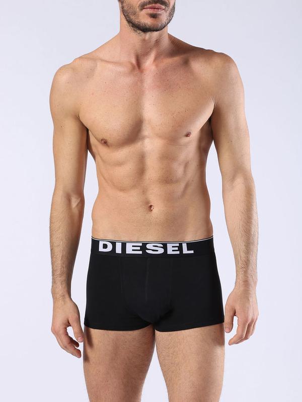 Diesel 2Pack Boxerky Černé & Bílé, XXL - 2
