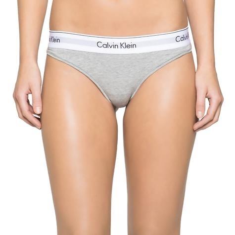 Calvin Klein 2Pack Kalhotky Grey, S - 2
