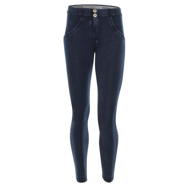 Freddy Jeans 7/8 S Modrými Švy Normální Pas FW17, XL - 2