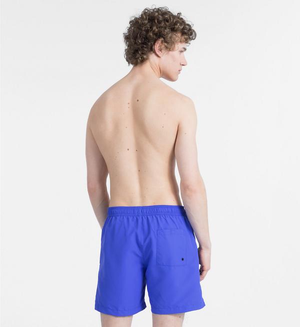 Calvin Klein Plavkové Šortky Modré, M - 2
