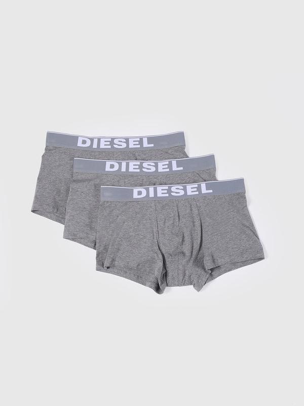 Diesel 3Pack Boxerky Kory Grey, XL - 2