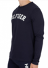 Tommy Hilfiger Tričko Tee Logo Navy, XL - 2/5