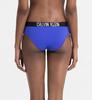 Calvin Klein Plavky Bikini Intense Power Modré Spodní Díl - 2/3