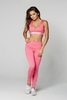 Gym Glamour Legíny High Waist Pink - 2/5