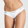 Calvin Klein Bikini - Modern Cotton White - 2/2