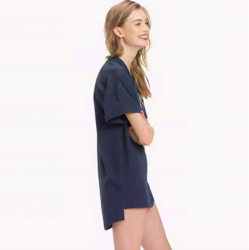 Tommy Hilfiger Nightdress College Navy, XS - 2
