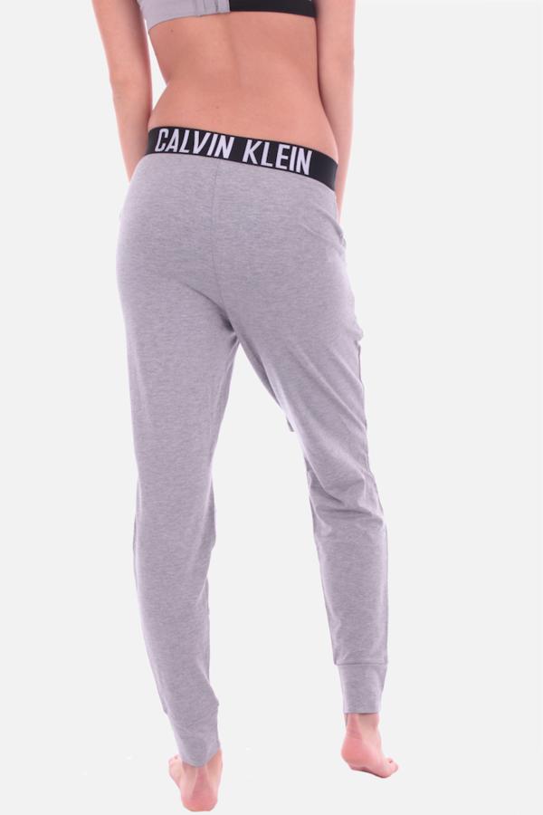 Calvin Klein Tepláky Knee Cut Šedé, S - 2