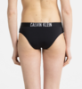 Calvin Klein Plavky Bikini Intense Power Černé Spodní Díl, S - 2/2