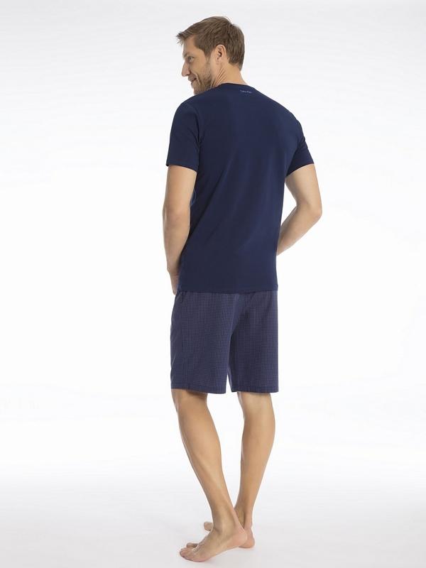 Calvin Klein Pánské Pyžamo Modré, M - 2