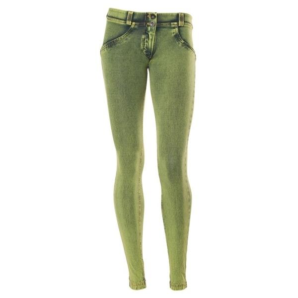 Freddy Jeans Světle Zelená, XS - 2