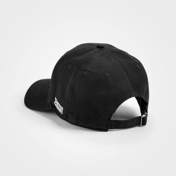 Better Bodies Baseball Cap Black - 2