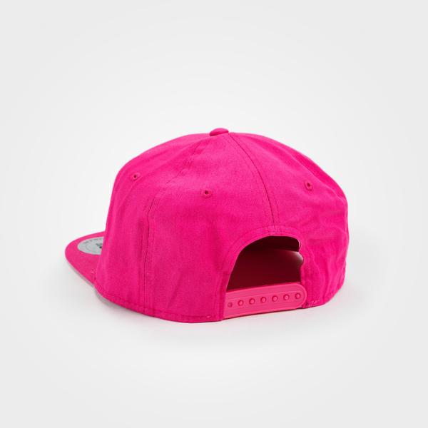 Better Bodies Womens Snapback Hot Pink - 2