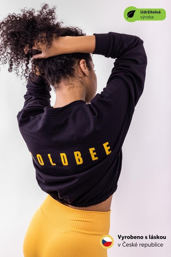 GoldBee Mikina Street Black, XL - 2