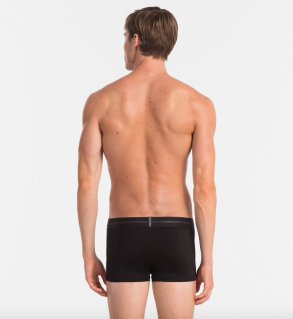 Calvin Klein Boxerky Focused Fit Black LR - 2