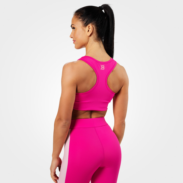 Better Bodies Podprsenka Bowery Sports Hot Pink, M - 2