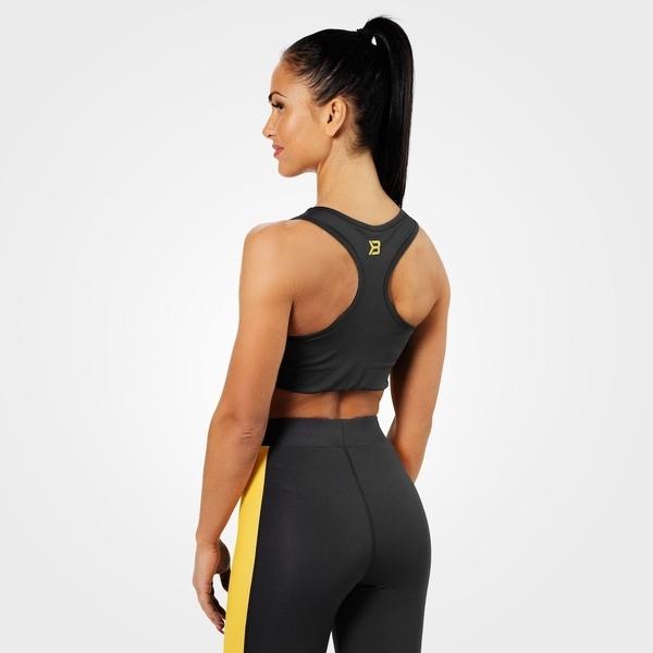 Better Bodies Podprsenka Bowery Sports Black/Yellow, S - 2