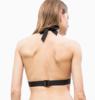 Calvin Klein Plavky Core Icon Triangle Black Vrchní Díl, L - 2/4