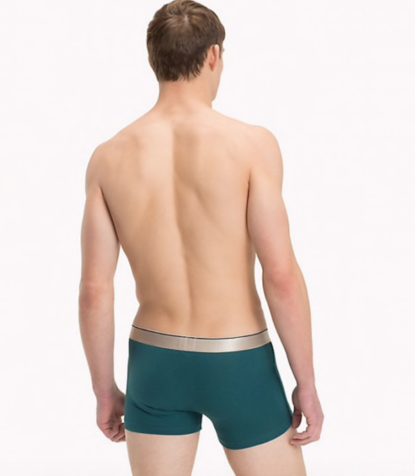 Tommy Hilfiger Boxerky Holiday Green, S - 2