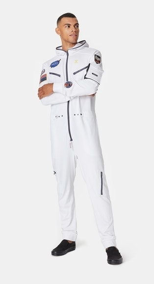 OnePiece AstroNOT Overal White, M - 2