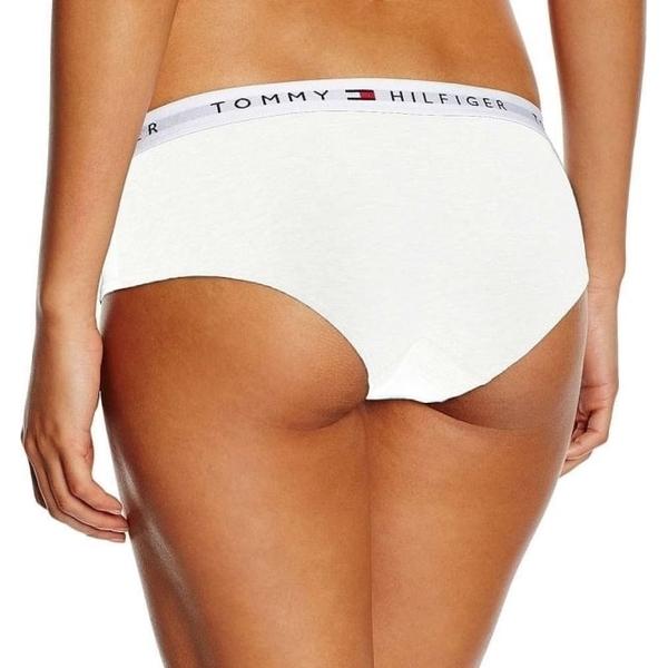 Tommy Hilfiger Shorty Iconic White, XS - 2