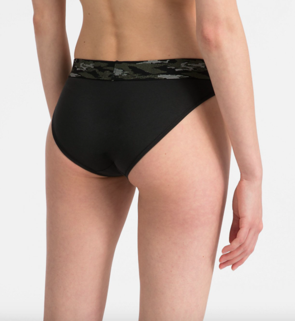 Calvin Klein Kalhotky Camo Black, S - 2