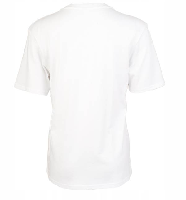 Calvin Klein Tričko Monogram Bílé, L - 2