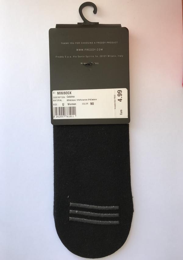 Freddy Ponožky Do Balerín Černé - 3