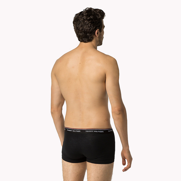 Tommy Hilfiger 3Pack Boxerky Black LR, XL - 3
