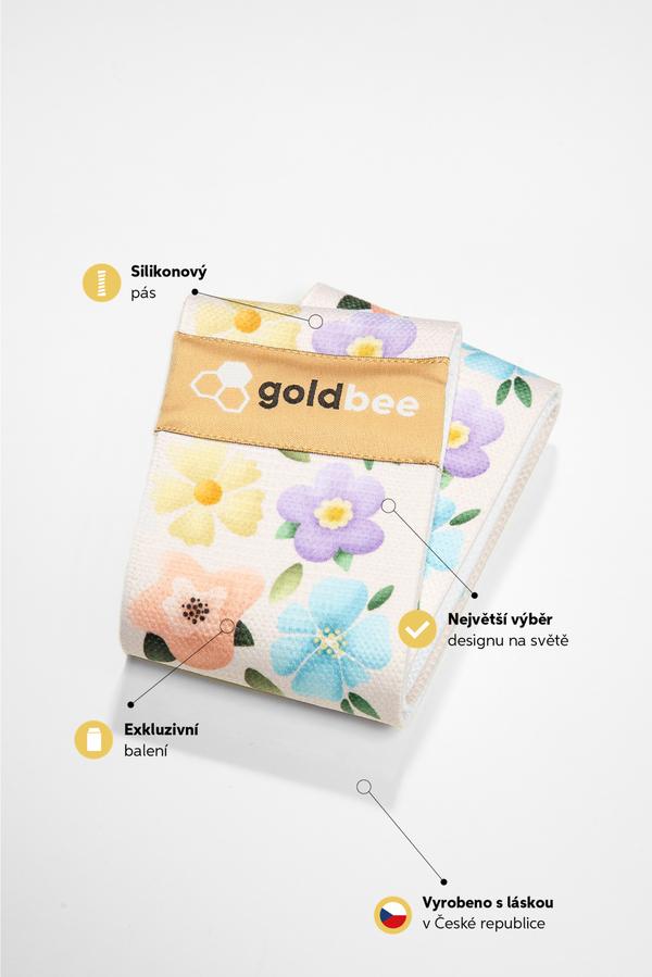 GoldBee BeBooty Květinová Zahrada, S - 3